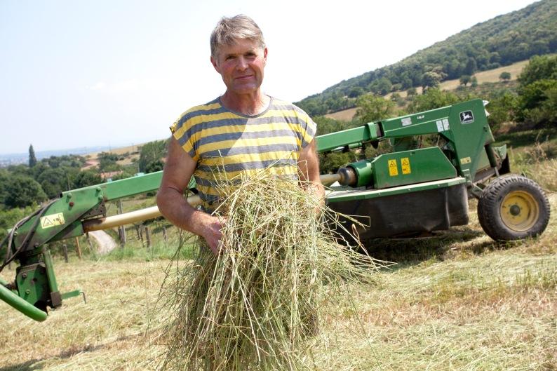 Christian Rozier - Éleveurs de vaches laitières, fromager à Vaugneray (69)