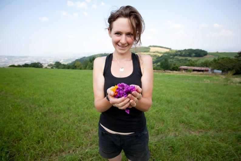 Marie Wasson - roduction, cueillette et transformation de plantes aromatiques à Rontalon (69)