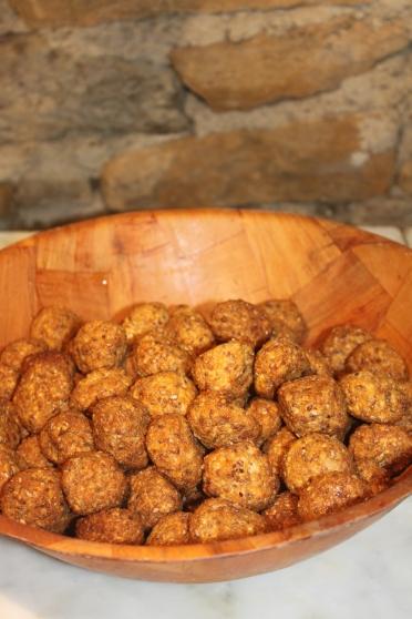 les tofu balls