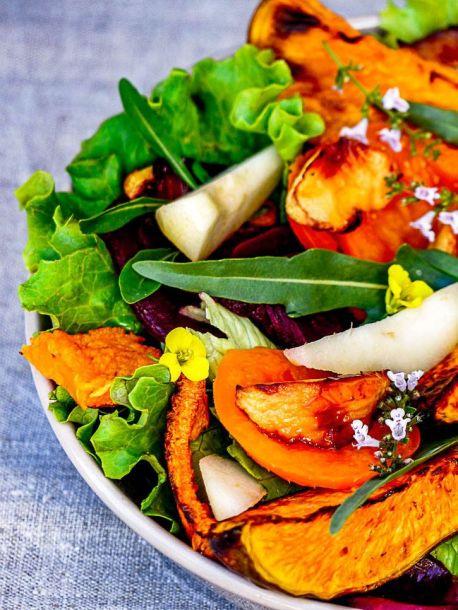 Salade-automnale-potiron-poire