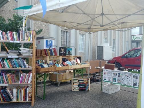 Bibliothèque d'échange
